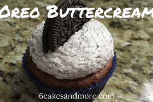 Oreo Buttercream