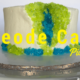 Jolly Rancher Geode Cake Pictorial!