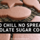 No Chill No Spread Chocolate Sugar Cookies