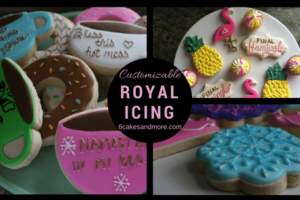 Perfect Customizable Royal Icing