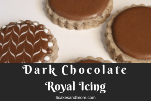 Dark chocolate Royal