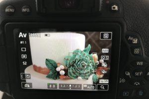 Basic Digital Camera Setting for Baking Photography