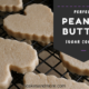 Perfect Peanut Butter Sugar Cookies