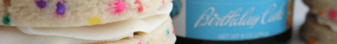 Birthday Cake Sugar Cookies