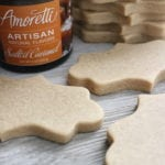 salted caramel sugar cookies