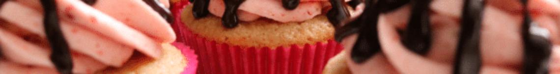 Customizable Fruit Cupcakes