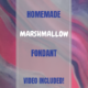 Homemade Marshmallow Fondant