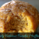 Simply Delicious Pumpkin Muffins