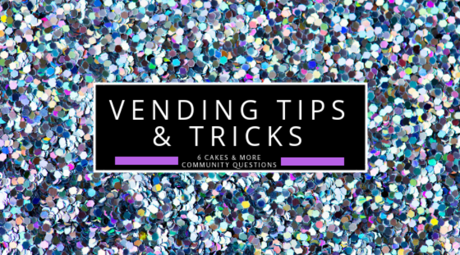 Vending Tips & Tricks