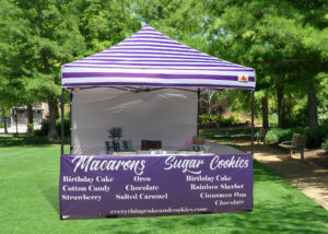 6cakesandmore pop up tent